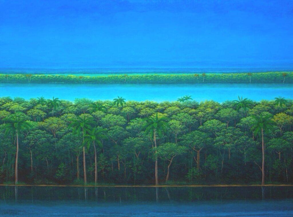 Paraíso imaginario  |  Emiliano López  |