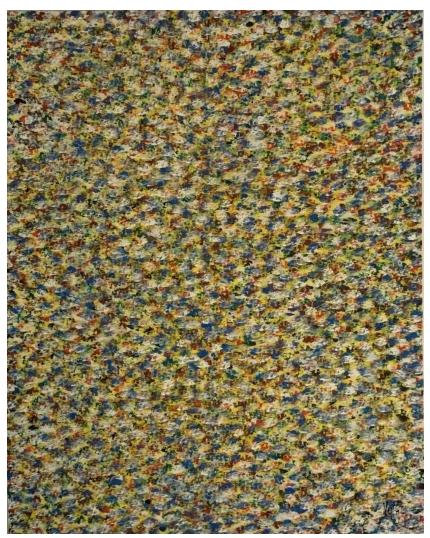 """Detalle no. 5 ""  |   Rosendo Vega   |  Óleo/lienzo 150 x 200 cm"