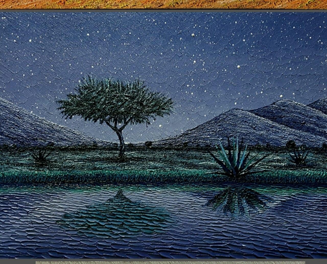 Guillermo Pons  |  Óleo sobre tela  70 x 50